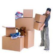 A&A Moving Company - Loading Boxes