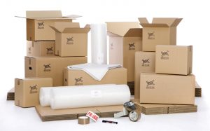 Afffordable Moving Services - Boxes